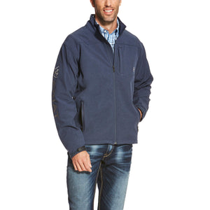 Men's Ariat Logo Softshell Jacket - Diamond K Country