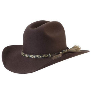 Akubra Rough Rider Hat Loden - Diamond K Country
