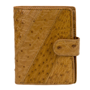Brigalow Ostrich Leather Wallet