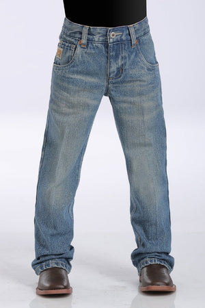 Boy's Cinch Tanner Slim Fit Jeans- Junior