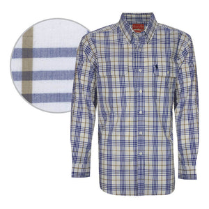 The Men's Thomas Cook Ric Check 1 Pocket Shirt