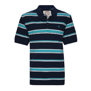 The Men's Thomas Cook Leo Stripe Polo
