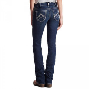 Women's Ariat R.E.A.L Stackable Straight Leg Jean