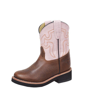 Kid's Pure Western Cassidy Toddler Boots - Diamond K Country