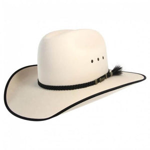 Akubra Saddle Bronc Sand - Diamond K Country