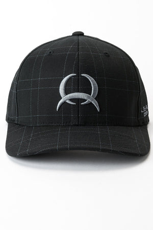 Men's Black FLexFit Cap