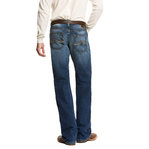 Men's Ariat M5 Jett Aspen Boot Cut Jeans