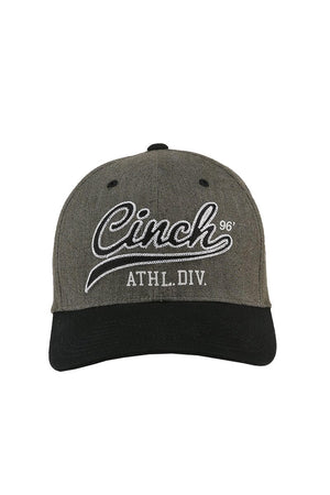 Cinch Flexfit Textured Baseball Cap - Olive
