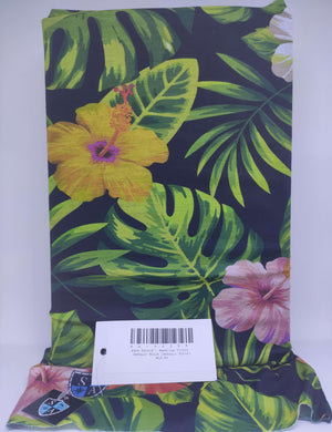 Face Shield - Hawaiian Floral
