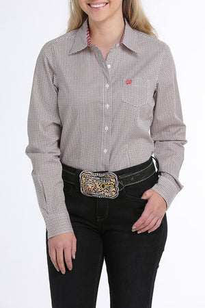Women's Cinch Maddie Long Sleeve Shirt