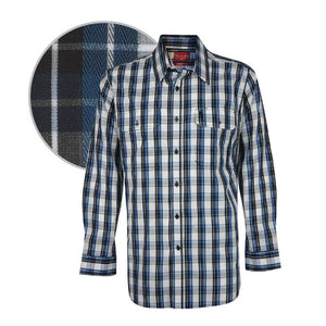 Men's Thomas Cook Illawarra Check L/S Shirt