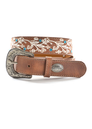 Girl's Pure Western Prue Belt