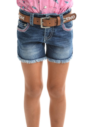 Girl's Pure Western Ruby Shorts