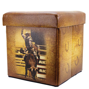 Brigalow Collapsible Folding Trunk- Bullrider