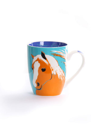 Thomas Cook Farm Mug - Horse