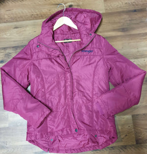 Women's Wrangler Dottie Performance Jacket Berry