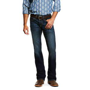 Men's Ariat M7 Rocker Straight Leg Tanner Dodge  Jeans