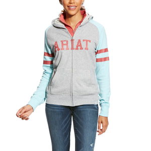 Ariat Women's Booster Zip Hoodie Sweatshirt