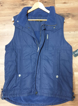 Men's Wrangler Jimmy Vest Navy