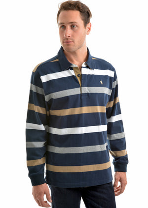 Men's Thomas Cook Ballarat Stripe Rugby