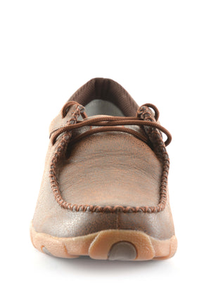 Women's Twisted X Casual Driving Moc Lace Up TCWDM0006