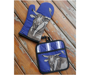 Thomas Cook Oven Mitt & Pot Holder Set - Bull