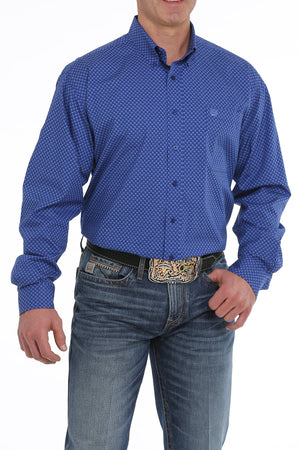Men's Cinch Lynyrd Long Sleeve Shirt