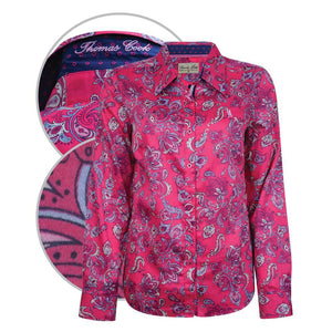 Women's Thomas Cook Ava Print Shirt
