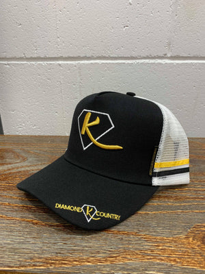 ADULT'S - Diamond K Country Cap