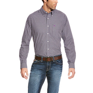 Men's Ariat Zaline WF Shirt - Diamond K Country
