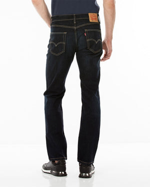 Men's Levis Covered Up Jeans- 514 Slim Straight