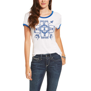 Women's Ariat Casual Bow Shirt