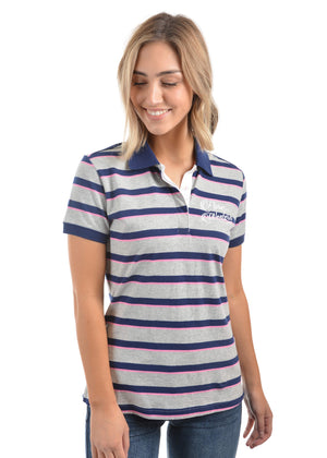 Women's Thomas Cook Sheridan S/S Polo P8S2500174