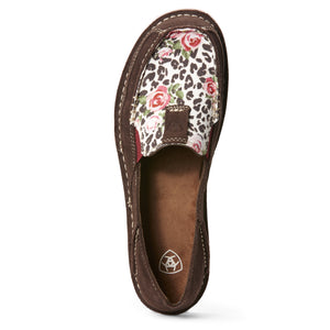 Ariat Women's Leopard and Roses Cruiser 10027379