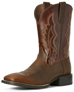 Men's Ariat Sport Riggin Square Toe Western Boot