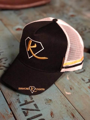 KIDS - Diamond K Country Cap