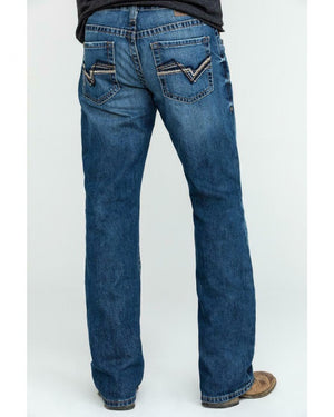 "Men's Ariat M4 Midway Duke Jeans - 34"" Leg"