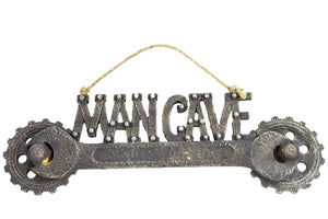 Brigalow 'Mancave' Wrench Sign