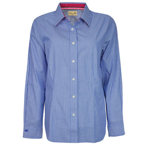 Women's Thomas Cook Grafton Stripe Shirt (Blue)