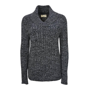 Women's Thomas Cook Molly Shawl Collar Jumper