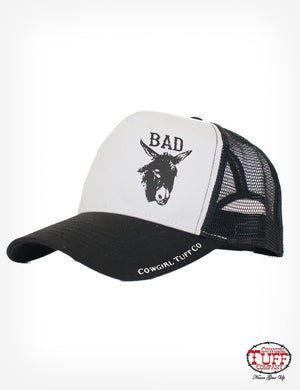 Cowgirl Tuff - Bad Ass Cap