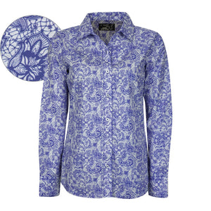 The Women's Ariat Pure Western Natalie Print Shirt