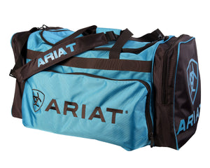 Ariat Junior Gear Bag Turquoise/Brown - Diamond K Country