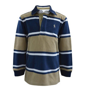 Boy's Thomas Cook Curtis Rugby Jumper - Diamond K Country