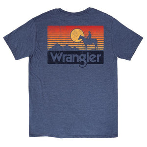 Men's Wrangler  Sunset Tee Shirt