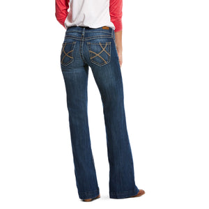 Women's Ariat Copper Ella Trouser Jeans
