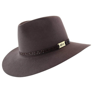 The Akubra Avalon Hat Hazelnut