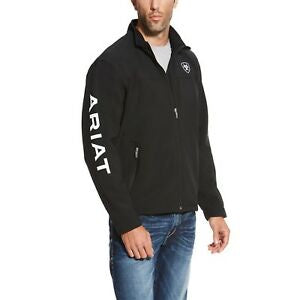Ariat Men's NEW Team Softshell Jacket - Black