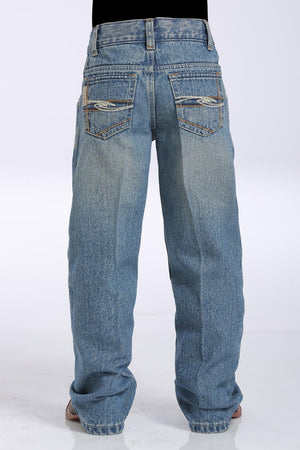 Boy's Cinch Slim Fit Medium Wash Jean