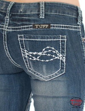 Women's Cowgirl Tuff Edgy Jeans